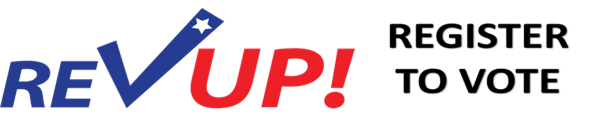 Rev Up to Vote Logo